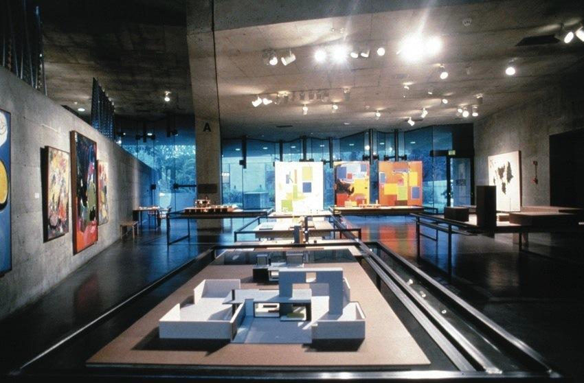 michael bell architect hans hofmann berkeley art museum