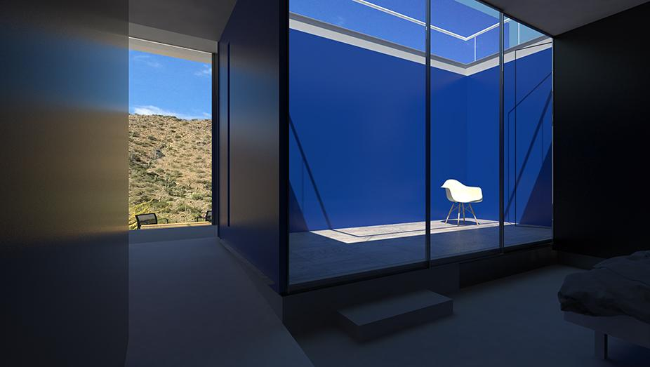 Michael Bell Scottsdale Rappaport Residence Arizona MoMA Glass Gefter Press Columbia Architecture GSAPP Seong Eunjeong