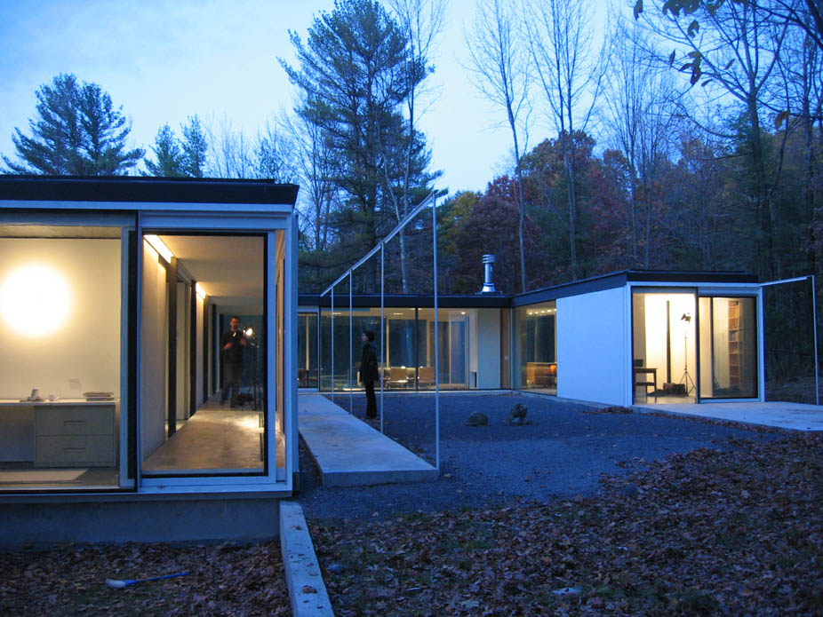 Michael Bell Architect Gefter Press House